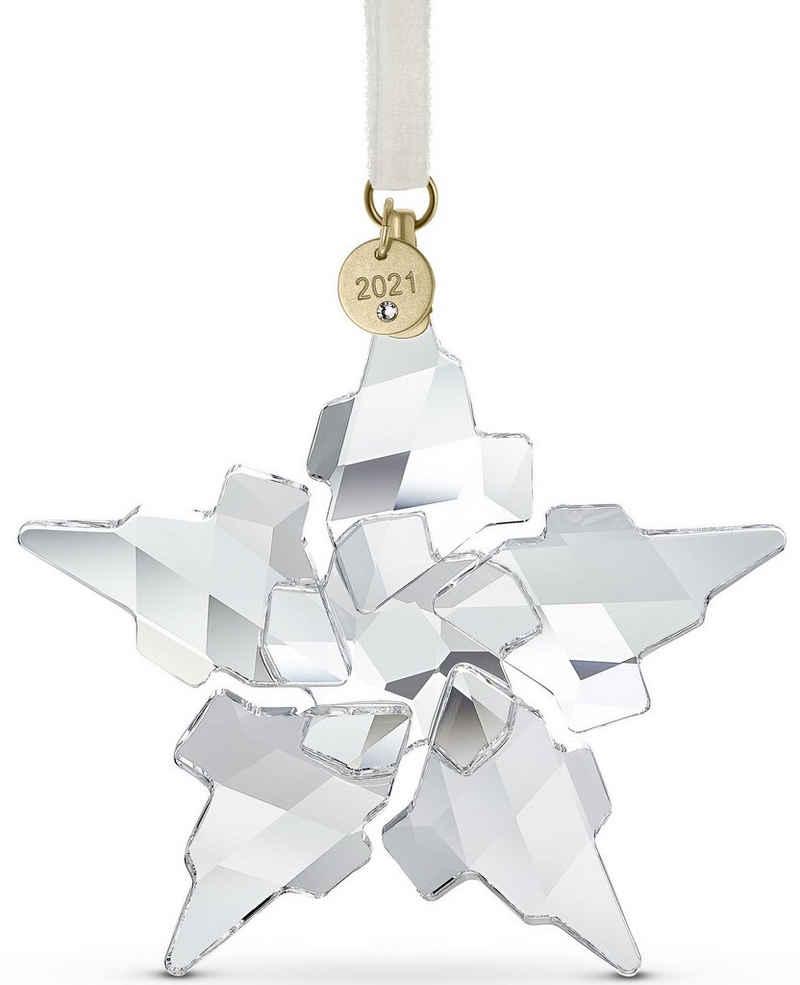 Swarovski Dekoobjekt »Jahresausgabe Ornament 2021, 5557796« (1 Stück), Swarovski® Kristall
