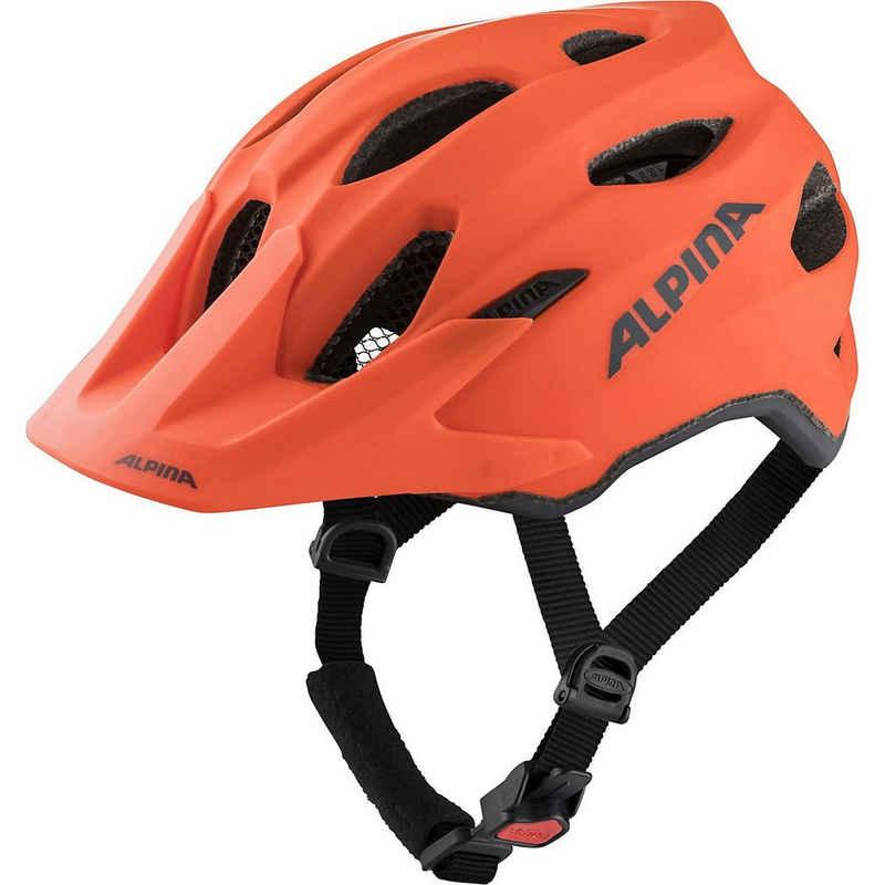 Alpina Sports Kinderfahrradhelm »Fahrradhelm CARAPAX JR. indigo matt 51-56«
