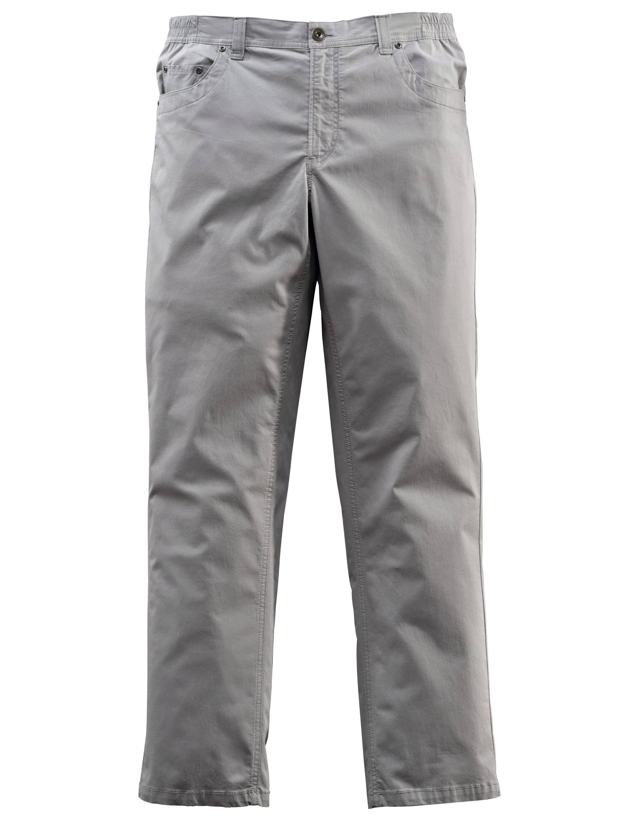 linea TESINI Nieten-Hose Damen im Biker-Look Trend Kurzgröße Jeans Altrosa