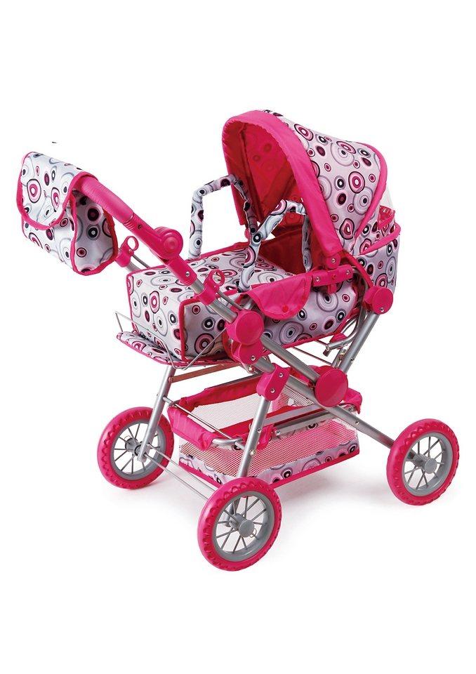 Sun Puppenwagen »Shira« in rosa