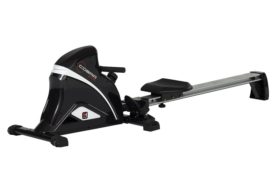 Rudergerät, Hammer, »Rower Cobra XTR« in anthrazit/silber/weiß