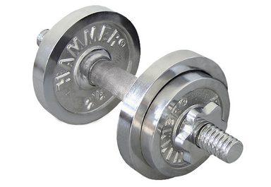 Finnlo by Hammer Kurzhantel »10 kg Chrom KH-Set«, 10 kg