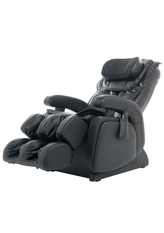 Massagesessel, FinnSpa, »Premion schwarz« in schwarz