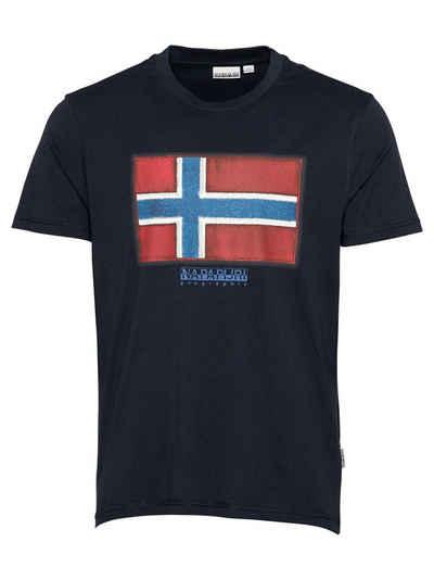 Napapijri T-Shirt »SIROL« (1-tlg)