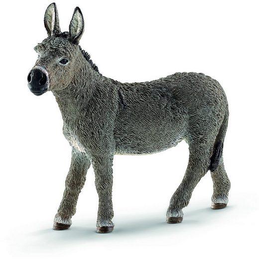 Schleich® Sammelfigur »Schleich 13772 Farm World: Esel«