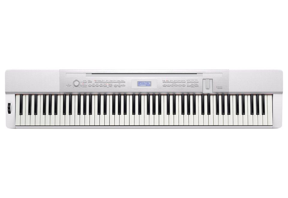 Casio® Digital Piano, »PX-350MWE« in weiß