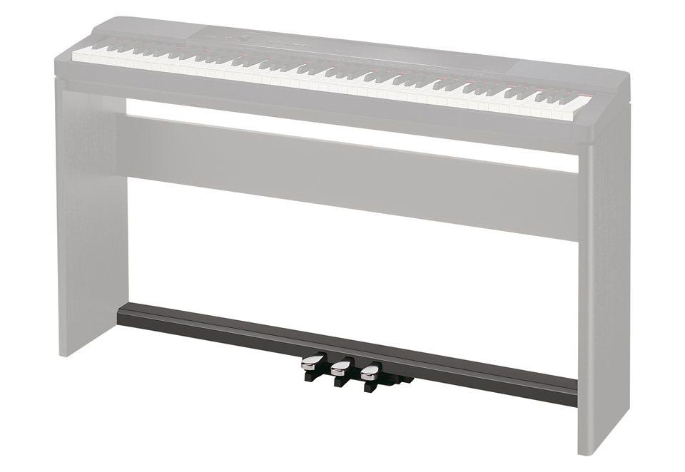 3er-Pedal für Digitalpiano, Casio®, »SP-33« in braun