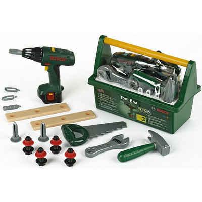 Klein Spielwerkzeugkoffer »klein BOSCH Werkzeug-Box«