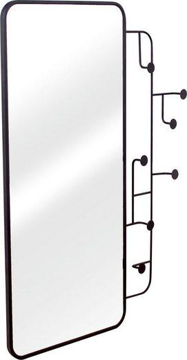 COUCH♥ Garderobenspiegel »Gute Aussicht«, Inkl. Garderobe