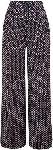 Pepe Jeans Marlene-Hose »LYS« mit tollem geometrischen allover Print und weitem Beinverlauf