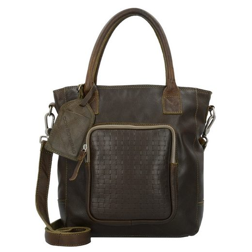 Cowboysbag Shopper, Leder