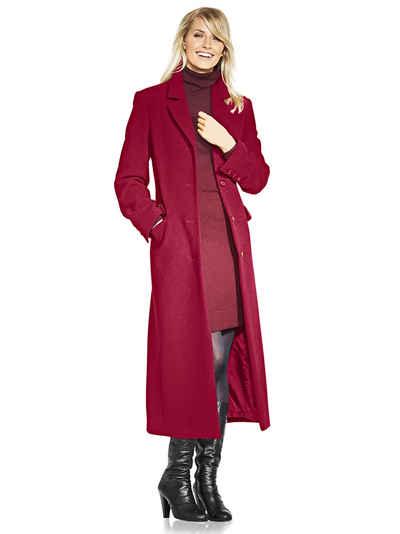 newest 77f71 55957 Wollmantel in rot online kaufen | OTTO