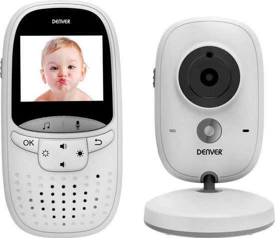 Denver Babyphone »Babycam BC-245«, 2-tlg.