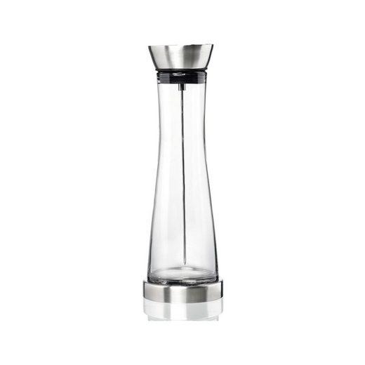 Ritzenhoff & Breker Wasserkaraffe »LENO Karaffe Fruchtspieß Glas 1,3 l«, Spülmaschinengeeignet