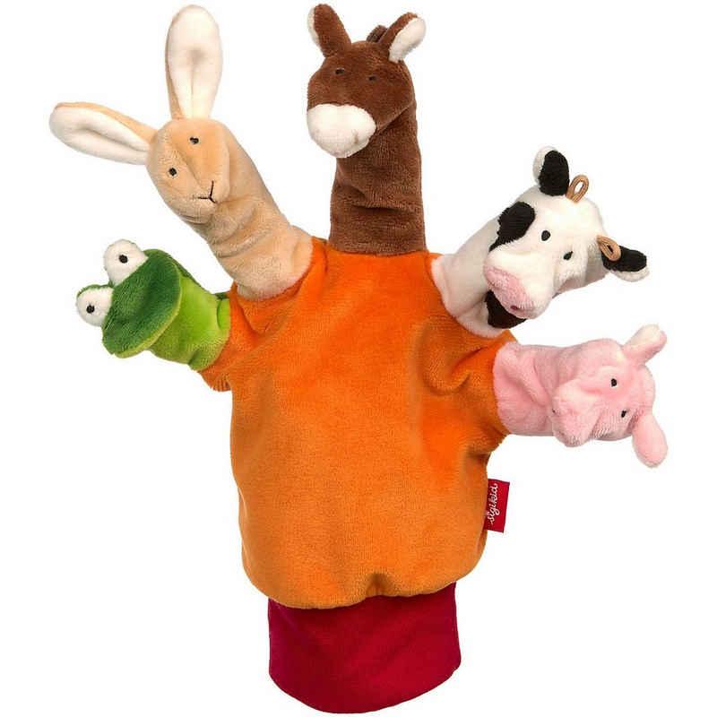 Sigikid Fingerpuppe »Handschuh Tiere, My Little Theatre«
