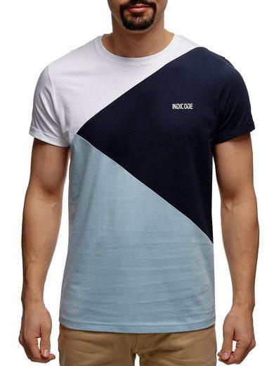Indicode Kurzarmshirt »Morrison«