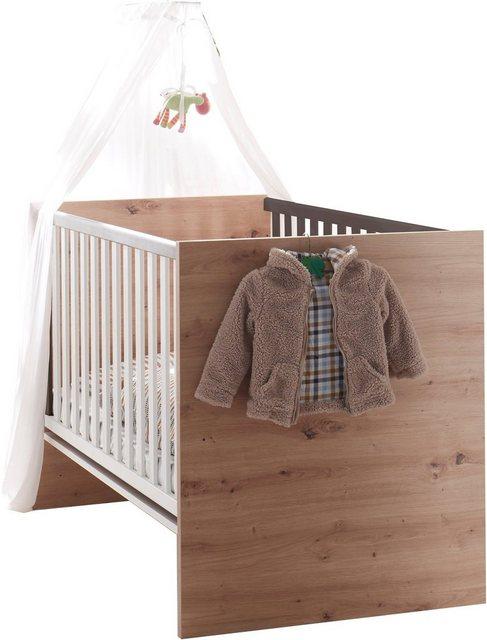 Babybetten - Babybett »Cordula«, mit Schlupfsprossen  - Onlineshop OTTO