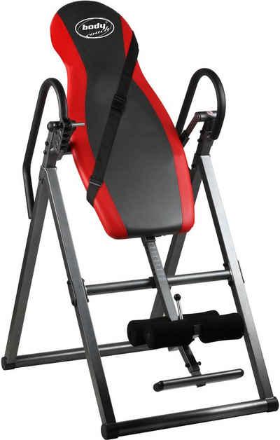 body coach Rückentrainer »Inversionstisch mit Sicherheitsgurt«