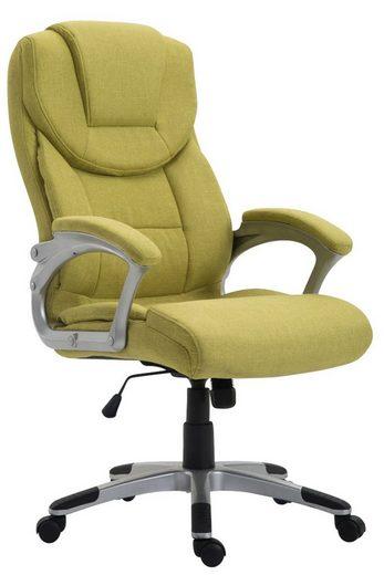 CLP Schreibtischstuhl »XL Texas V2 Stoff«, drehbar und stufenlos verstellbar