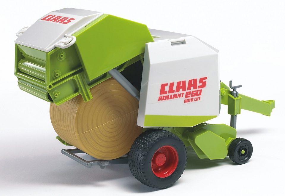 bruder® Rundballenpresse 02121, »Claas Rollant 250«