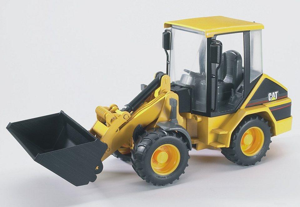 bruder® Radlader, »CAT Kompaktgelenkradlader« in gelb