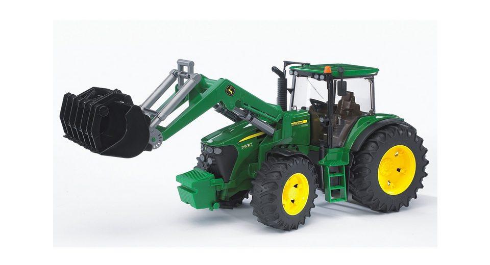 bruder® Traktor, »John Deere 7930 mit Frontlader«
