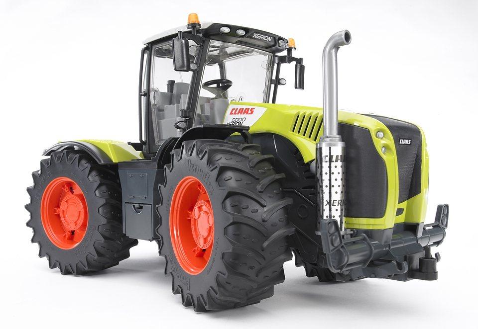 bruder traktor 03015 claas xerion 5000 kaufen otto. Black Bedroom Furniture Sets. Home Design Ideas