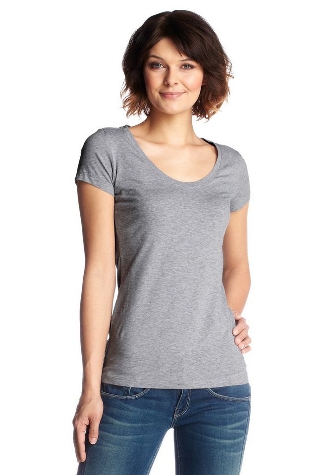 G-Star T-Shirt in meliert