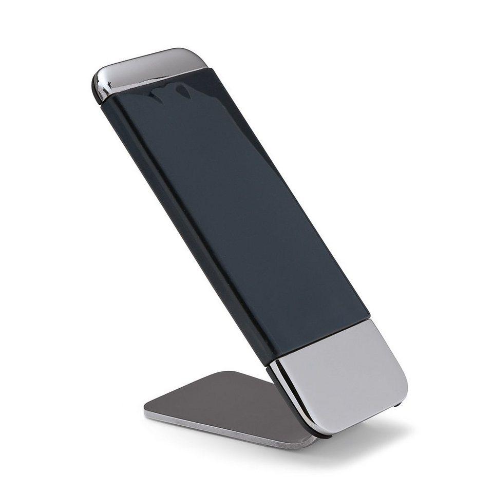 Philippi Philippi Handyhalter GRIP in schwarz, silber