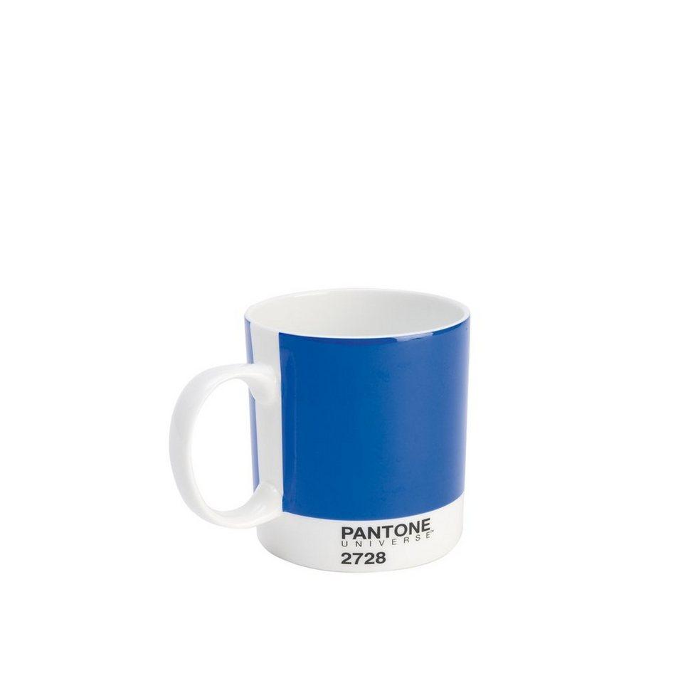 KLEIN UND MORE Klein und More Pantone Espressotasse Sky Blue 2728 in Sky Blue 2728