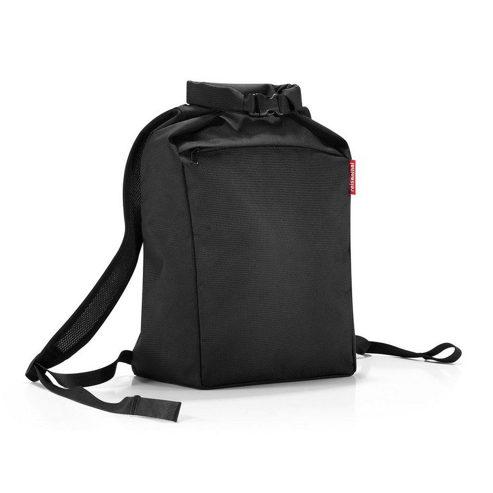 REISENTHEL® Reisenthel Rucksack schwarz in schwarz