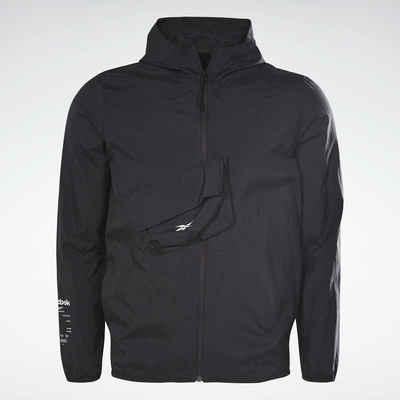 Reebok Kapuzennickijacke »Road Trip Woven Packable Jacket«