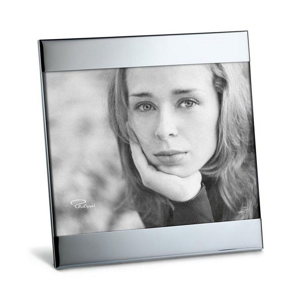 Philippi Philippi Bilderrahmen ZAK glänzend 20x25 cm in silber