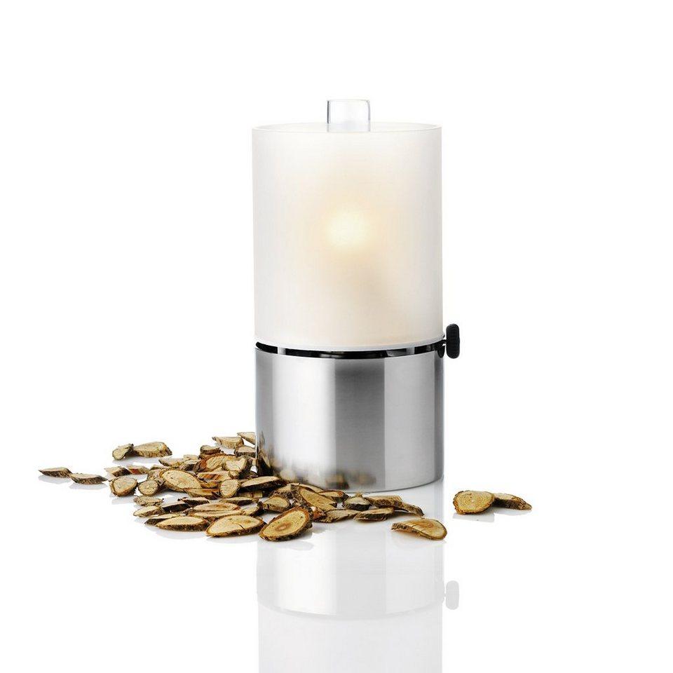 STELTON Stelton Öllampe mit Glasschirm satiniert dimmbar