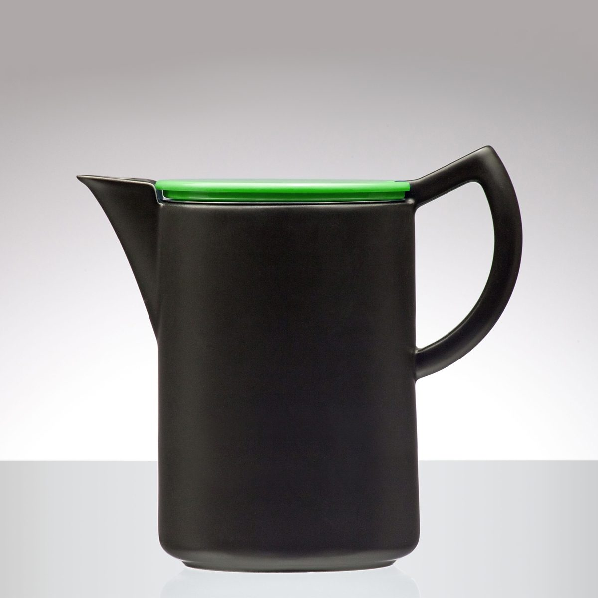 Sowden Sowden SoftBrew Kaffeekanne JAMES 1.2L schwarz-grün