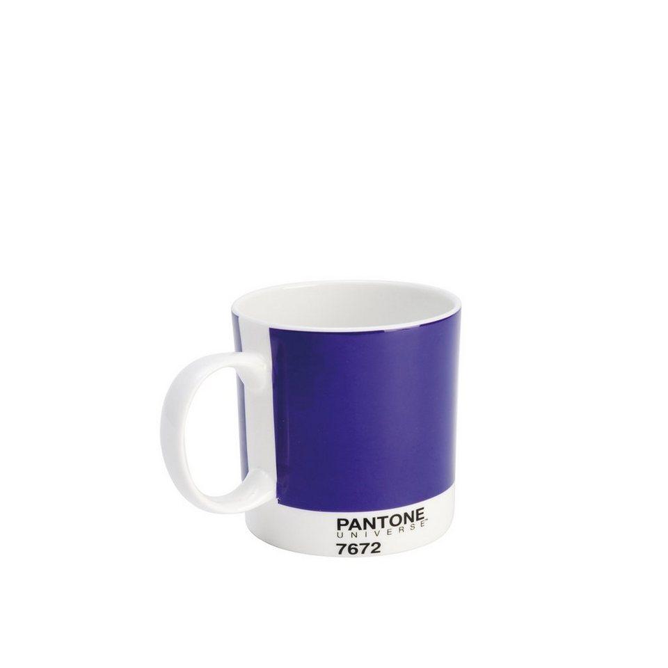 KLEIN UND MORE Klein und More Pantone Espressotasse Violett 7672 in Violett 7672