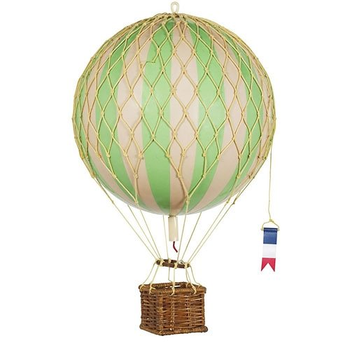 AUTHENTIC MODELS Authentic Models Modellballon 18 cm grün in grün