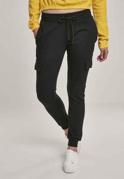 URBAN CLASSICS 5-Pocket-Hose »Ladies Cargo Sweat Pants«