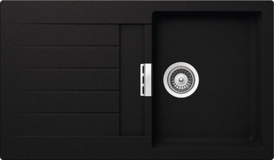 SCHOCK Granitspüle »Family Plus«, ohne Restebecken, 86 x 50 cm
