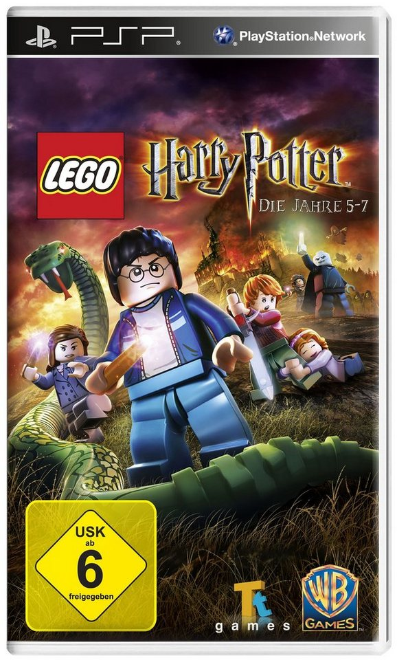 lego spiel harry potter