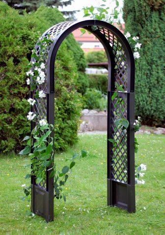 KHW Tvorelės rožėms BxTxH: 100x43x207 cm s...