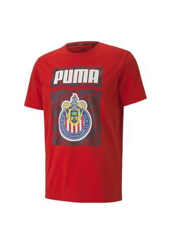 PUMA Marškinėliai »Chivas ftblCORE Graphic ...