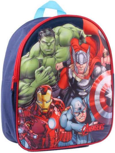 The AVENGERS Cityrucksack »Avengers Wir sind Avengers 3D Junior Rucksack«