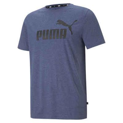 PUMA T-Shirt »Essentials Heather Herren T-Shirt«