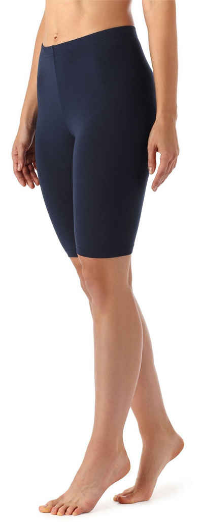 Merry Style Leggings »Damen Kurze Leggings aus Viskose MS10-145« (1-tlg) elastischer Bund