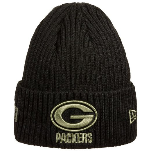 New Era Beanie »Nfl Green Bay Packers Salute To Service«