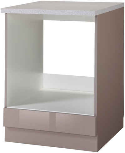 wiho Küchen Herdumbauschrank »Chicago« 60 cm breit