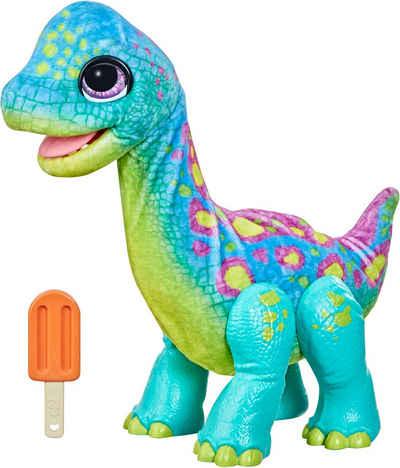 Hasbro Kuscheltier »furReal Sam, der Brontosaurus«