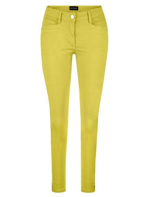 Hosen - Amy Vermont 7 8 Jeans mit Nieten und Ösendetails ›  - Onlineshop OTTO