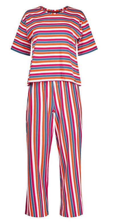 Skiny Pyjama »Skiny Damen Schlafanzug« Modisches Design